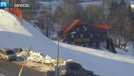 Stacja narciarska - Zieleniec Duszniki-Zdrój