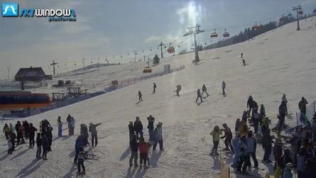 Ośrodek narciarski - Zieleniec Duszniki-Zdrój