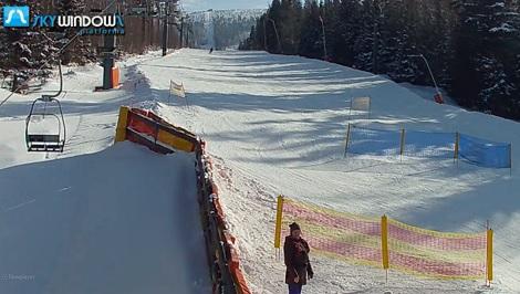 Wyciąg narciarski na Kopie - Karpacz