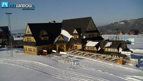 Karczma przy stacji narciarskiej Kaniówka - Białka Tatrzańska