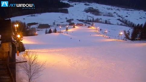 Nartostrada w ośrodku Czorsztyn-Ski - Kluszkowce
