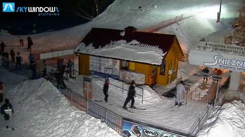 Ośrodek narciarski Śnieżnica - Kasina Wielka