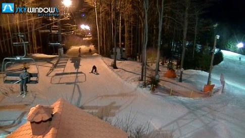 Wyciąg narciarski Śnieżnica - Kasina Wielka