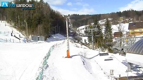 Kompleks narciarski - Laskowa