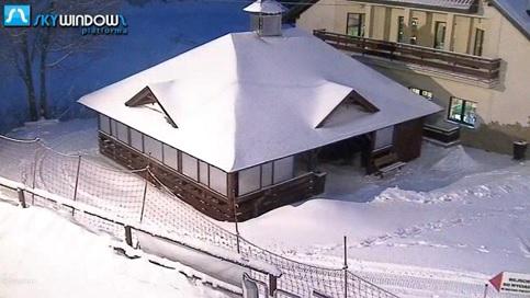 Hotel przy ośrodku narciarskim - Laskowa