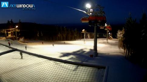 Wyciąg krzesełkowy Winterpol - Zieleniec Duszniki-Zdrój