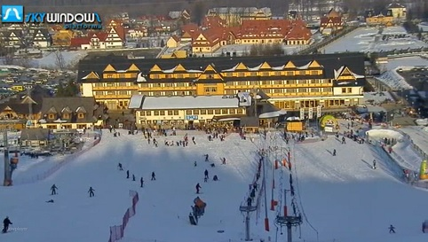 Ośrodek narciarski Bania - Białka Tatrzańska