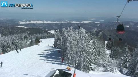 Stacja narciarska - Krynica-Zdrój