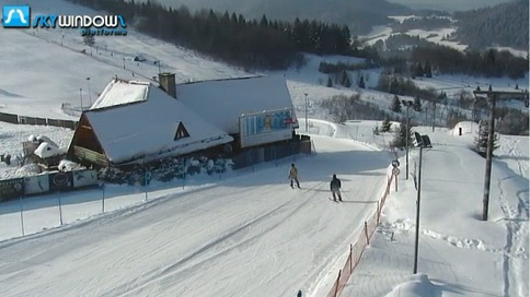 Kompleks narciarski - Szczawnica