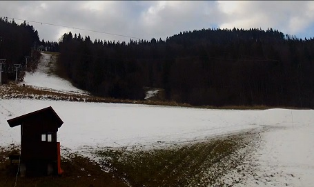 Stacja narciarska Stożek - Wisła
