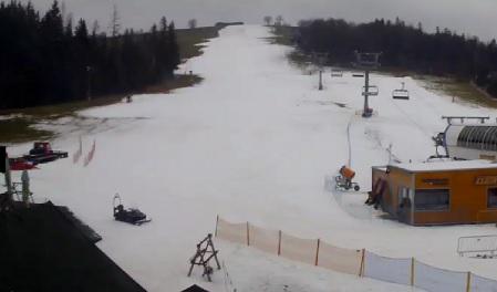 Kompleks narciarski - Istebna