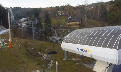 Stok narciarski - Laskowa