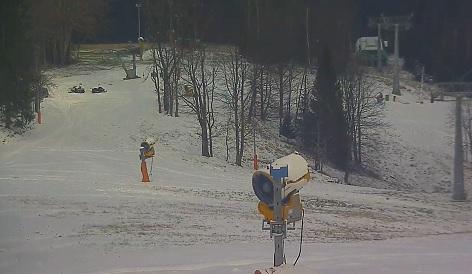 Wyciąg narciarski - Rzyki