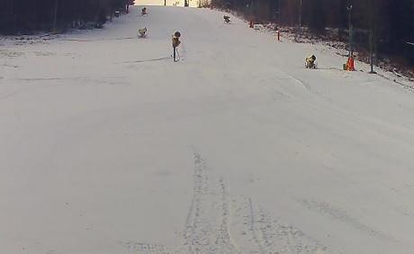 Centrum narciarskie - Rzyki