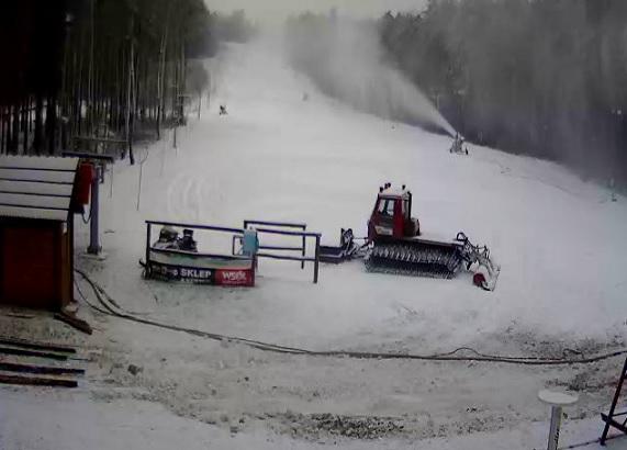 Stok narciarski Stadion - Kielce