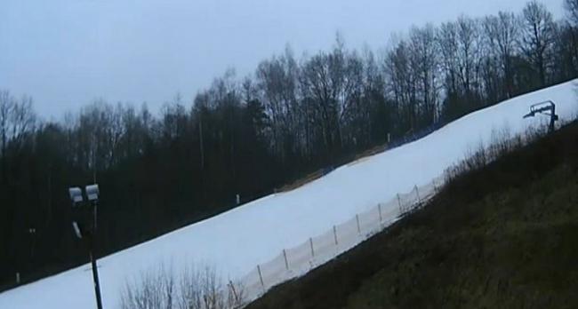 Stok narciarski - Parchatka