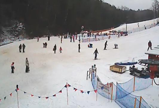 Stacja narciarska - Kazimierz Dolny