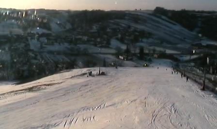 Ośrodek narciarski - Batorz