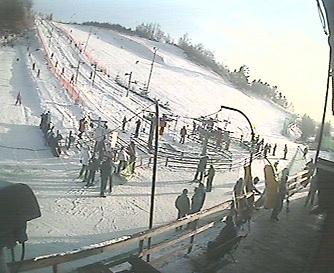 Stacja narciarska - Chrzanów