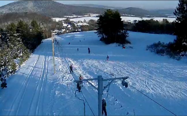 Stacja narciarska Mareszka - Świątkowa Wielka