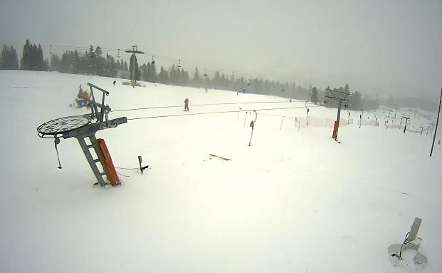 Stok narciarski - Czarna Góra