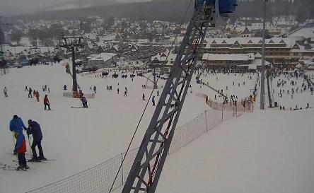 Stacja narciarska Bania - Białka Tatrzańska