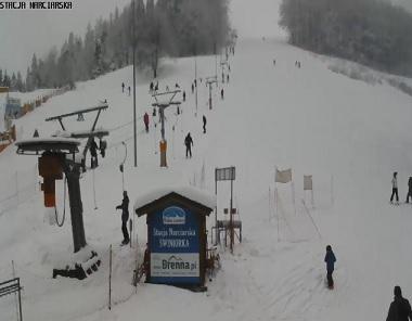 Ośrodek narciarski Dolina Leśnicy - Brenna