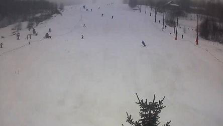 Stok narciarski Lubinka - Janowice