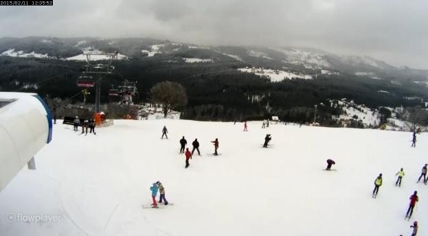 Stok narciarski Złoty Groń - Istebna