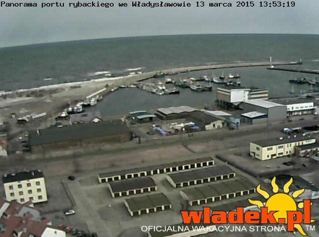 Basen portowy - Władysławowo