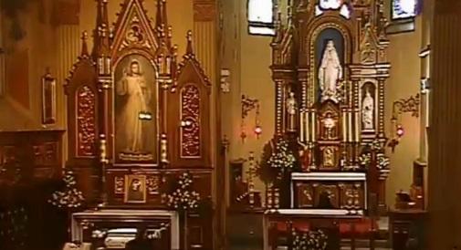 Grób św. Faustyny - Kraków