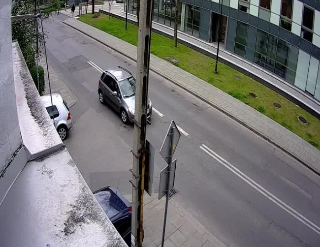 Ulica Przybyszewskiego