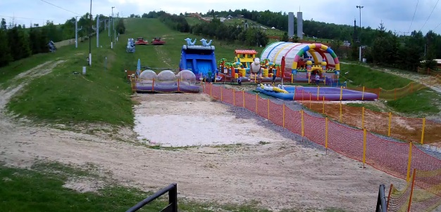 Park rozrywki i miniatur - Kielce