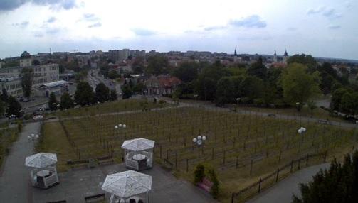 Wzgórza Winne - Zielona Góra