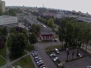 Panorama miasta - Opole