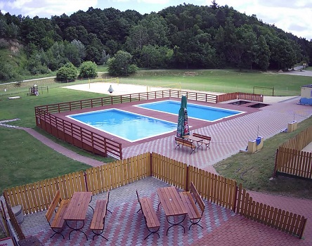 Ośrodek Rekreacyjny - Rąblów