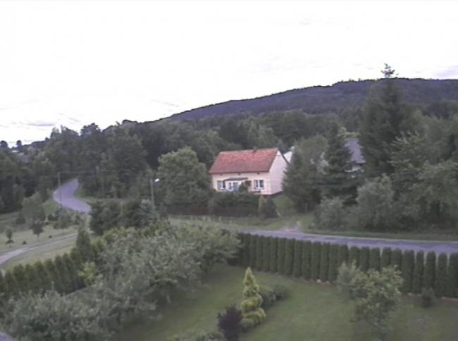 Droga Wadowice - Stryszów - Wadowice