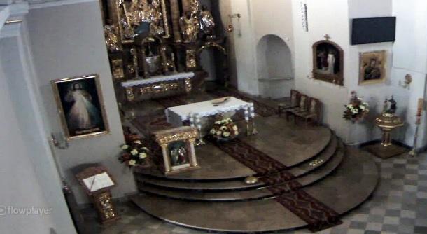 Kościół Trójcy Przenajświętszej - Chełm Śląski