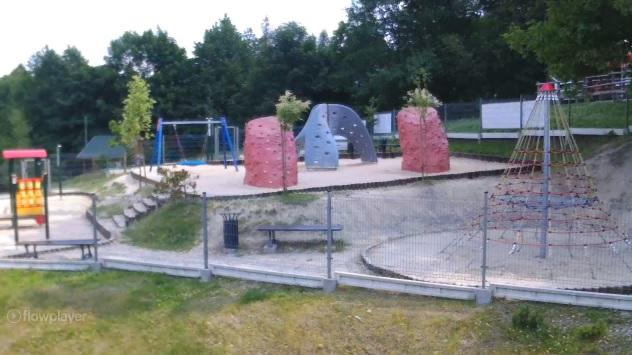 Plac zabaw Dębowiec - Bielsko-Biała