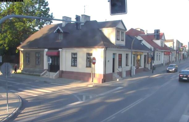 Ulica Poprzeczna - Busko-Zdrój