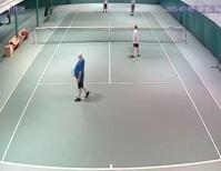 Kort tenisowy - Chrząstowice