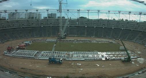 Stadion - Chorzów