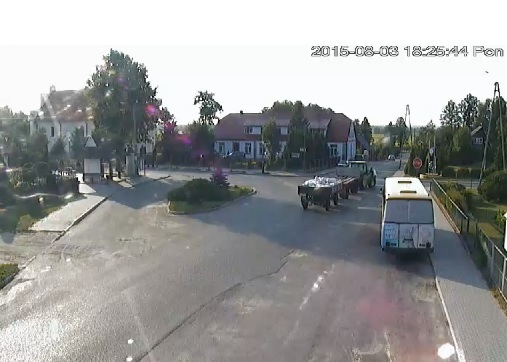 Centrum wsi - Dolistowo Stare