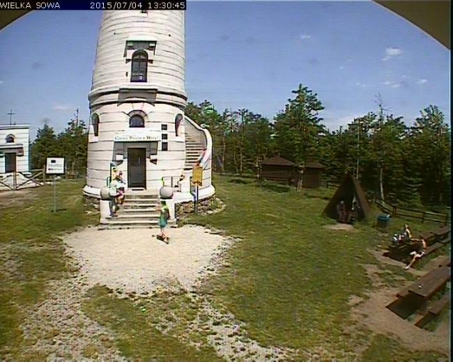 Wieża widokowa - Dzierżoniów