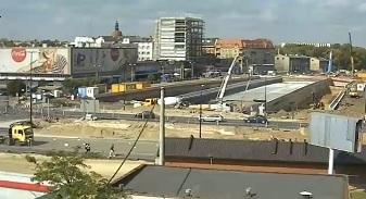 Budowa DTŚ - Gliwice
