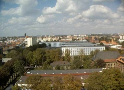 Panorama miasta - Gliwice