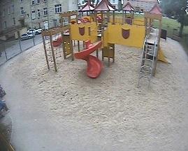 Plac zabaw - Giżycko