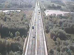 Most Solidarności - Radziwie
