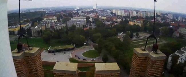 Panorama Grodu nad Nogatem - Malbork