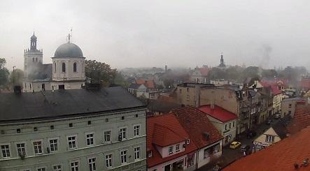 Panorama miasta - Grodzisk Wielkopolski